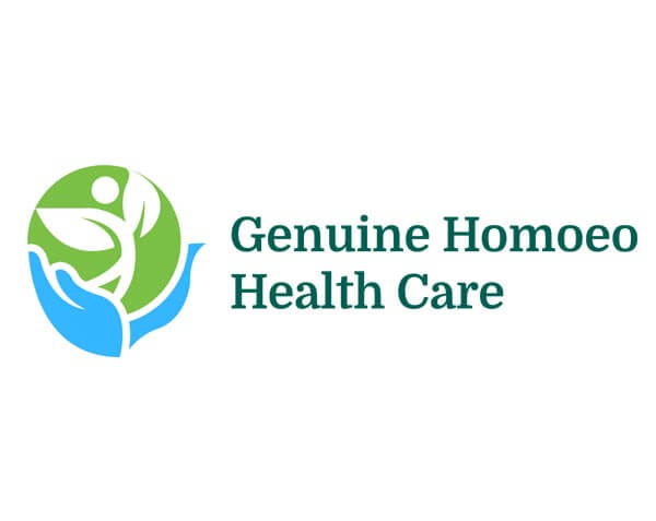 Genuine Homoeo Health Care - Logo Design