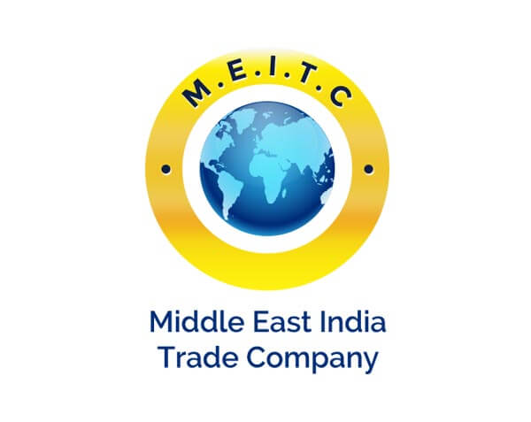 Middle East India Trade - Logo Design