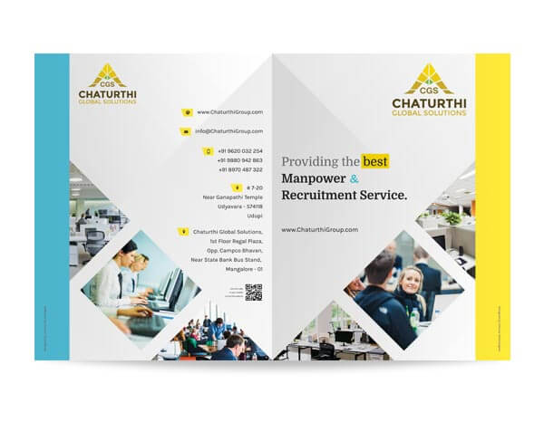 Chaturthi Group - Brochure Design