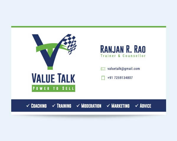 Value Talk - Business Card